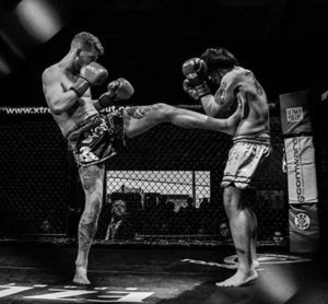how to train muay thai at home